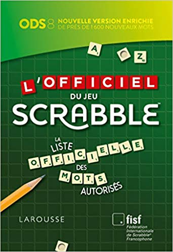 dictionnaire du scrabble